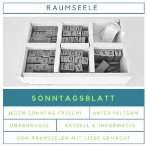 Titelblatt-Sonntagsblatt
